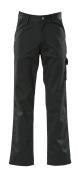 00299-430-09 Hose mit Schenkeltaschen - Schwarz