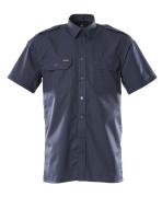 00503-230-01 Hemd, Kurzarm - Marine