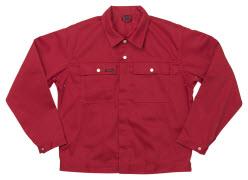 00509-430-02 Jacke - Rot