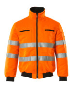 00516-660-14 Pilotjacke - hi-vis Orange