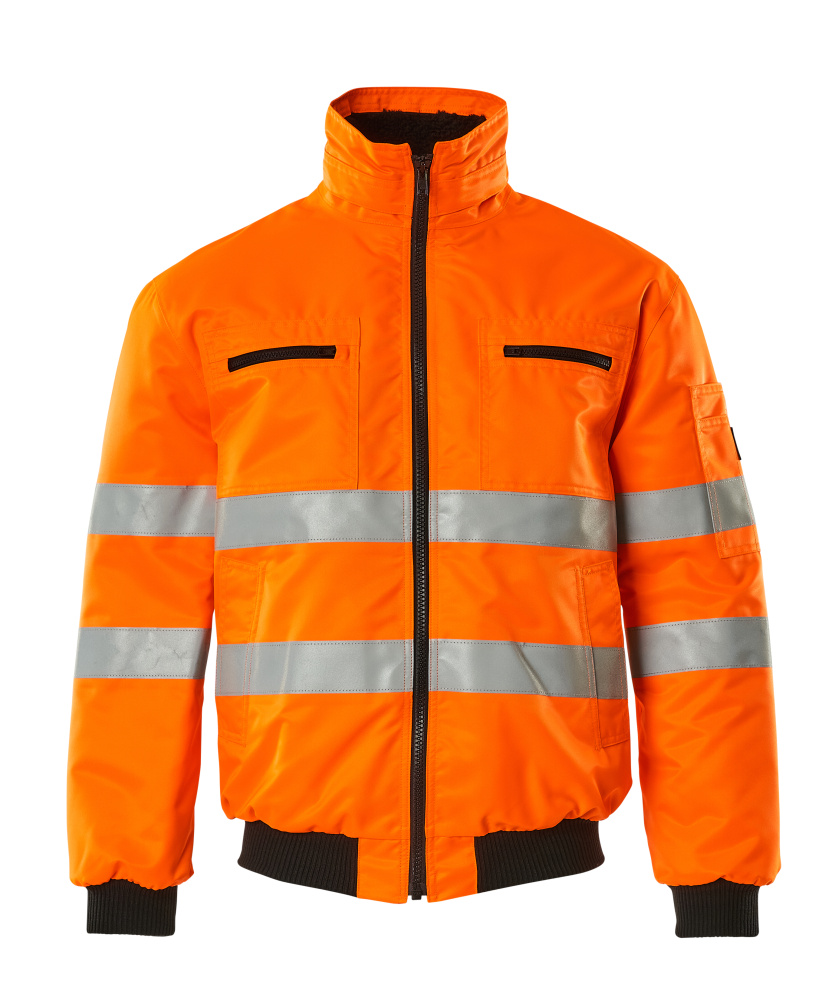 00534-880-14 Pilotjacke - hi-vis Orange