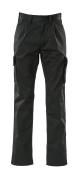 00773-430-09 Hose mit Schenkeltaschen - Schwarz