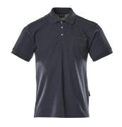 00783-260-01 Polo-Shirt mit Brusttasche - Marine