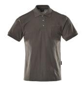 00783-260-18 Polo-Shirt mit Brusttasche - Dunkelanthrazit