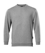 00784-280-08 Sweatshirt - Grau-meliert