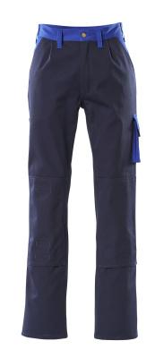 00955-630-111 Hose mit Knietaschen - Marine/Kornblau