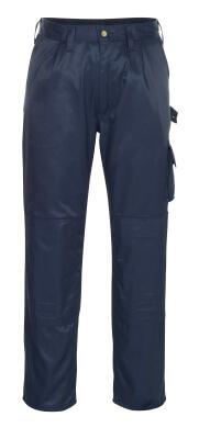 00979-620-01 Hose mit Knietaschen - Marine