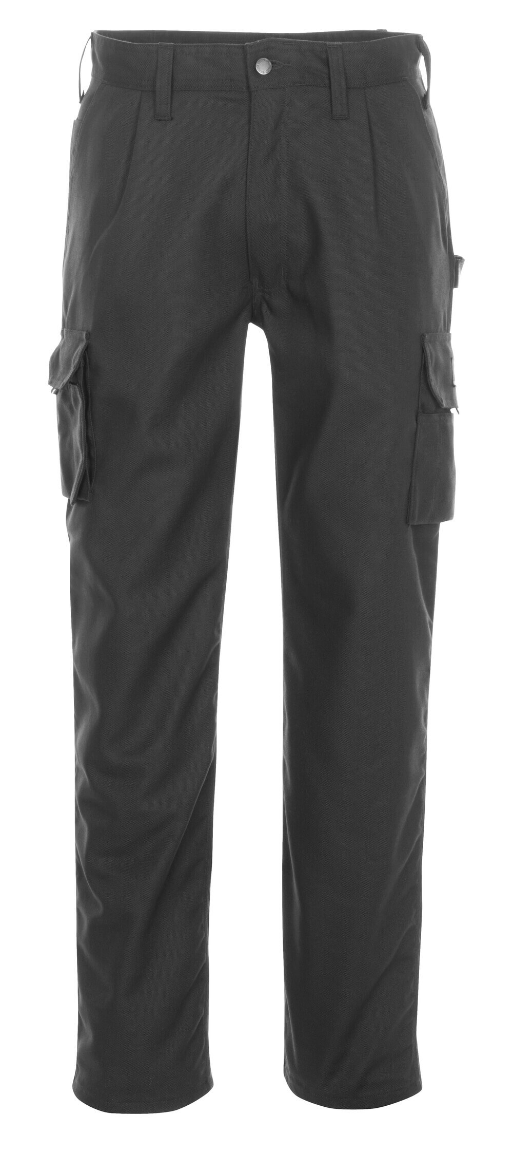 03079-010-09 Hose mit Schenkeltaschen - Schwarz