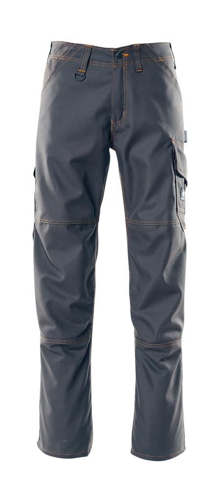 05279-010-010 Hose mit Schenkeltaschen - Schwarzblau