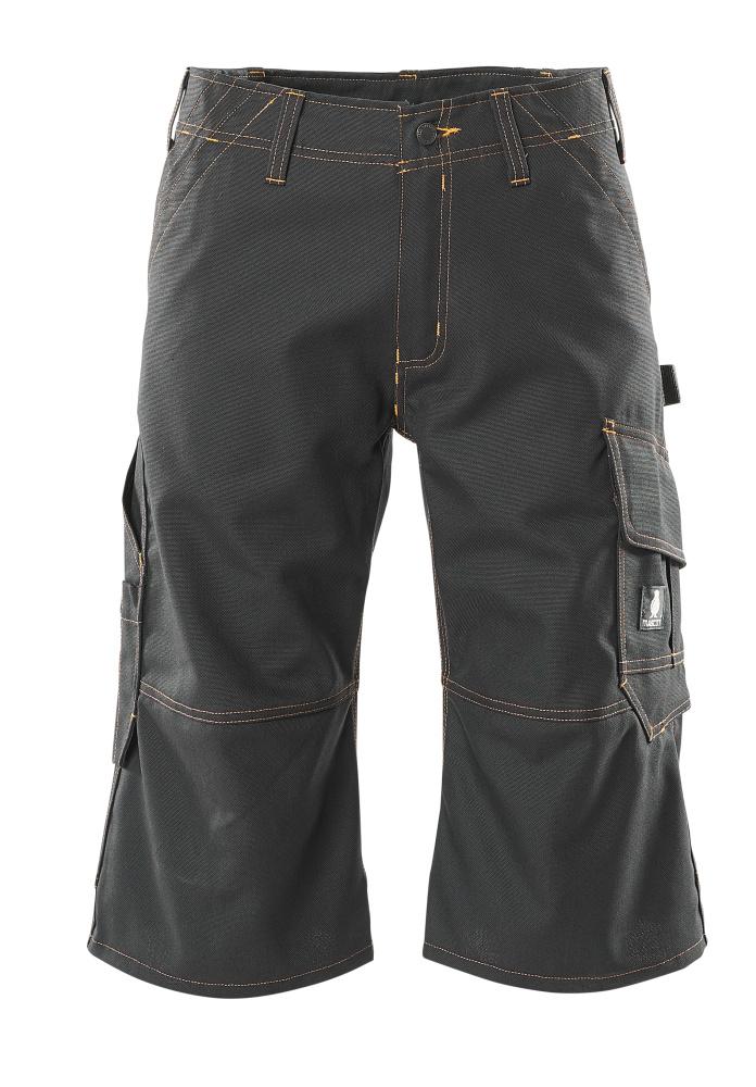 06049-010-09 Shorts, lang - Schwarz