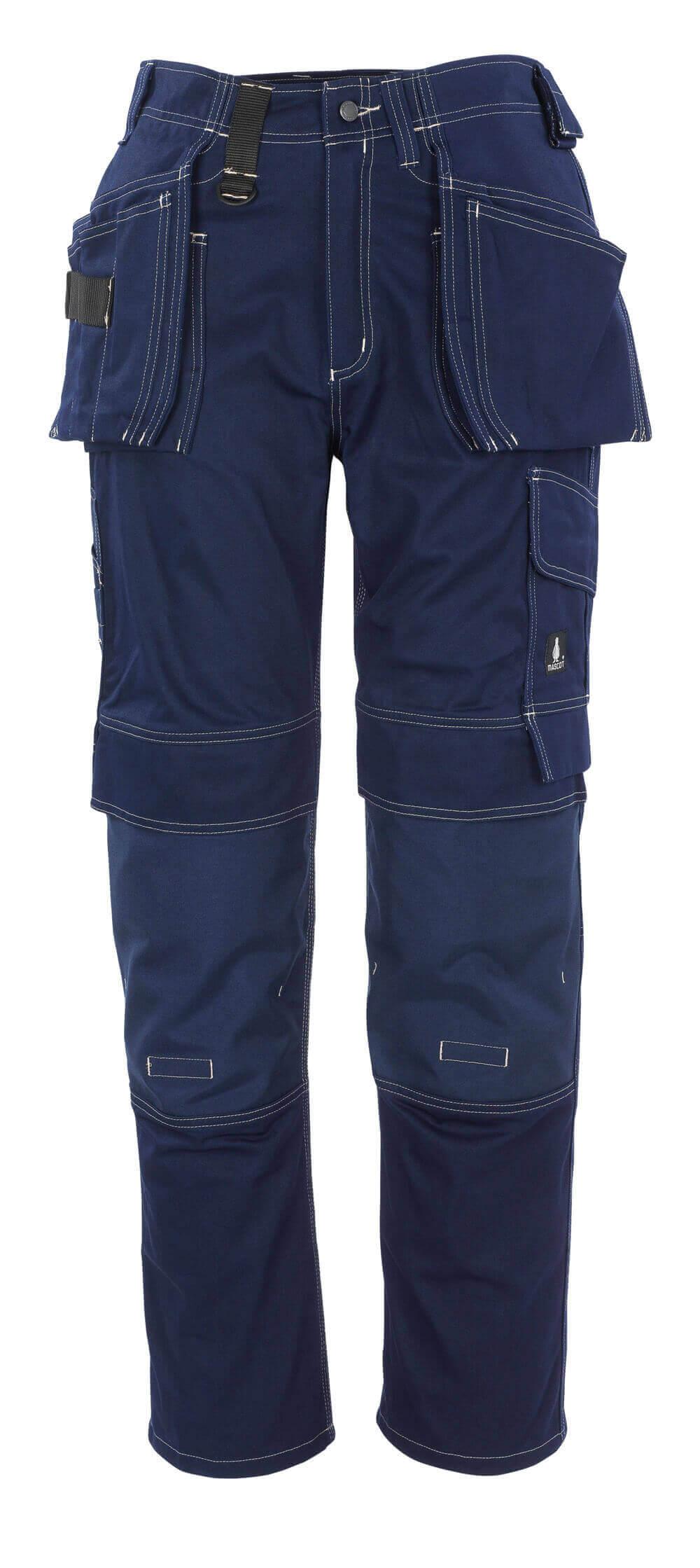 06131-630-01 Hose mit Hängetaschen - Marine