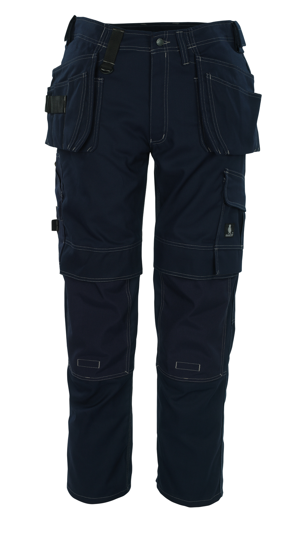 08131-010-01 Hose mit Knie- und Hängetaschen - Marine