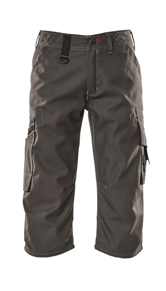09249-154-18 Shorts, lang - Dunkelanthrazit