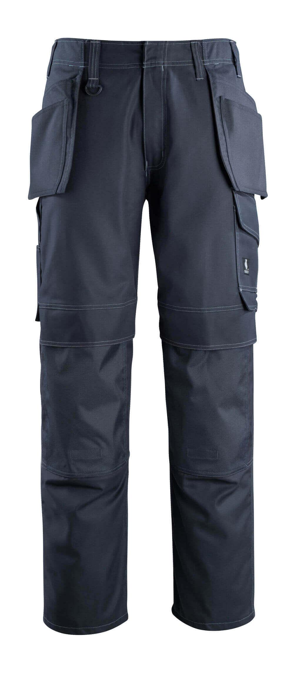 10131-154-010 Hose mit Hängetaschen - Schwarzblau