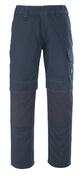 10179-154-010 Hose mit Knietaschen - Schwarzblau