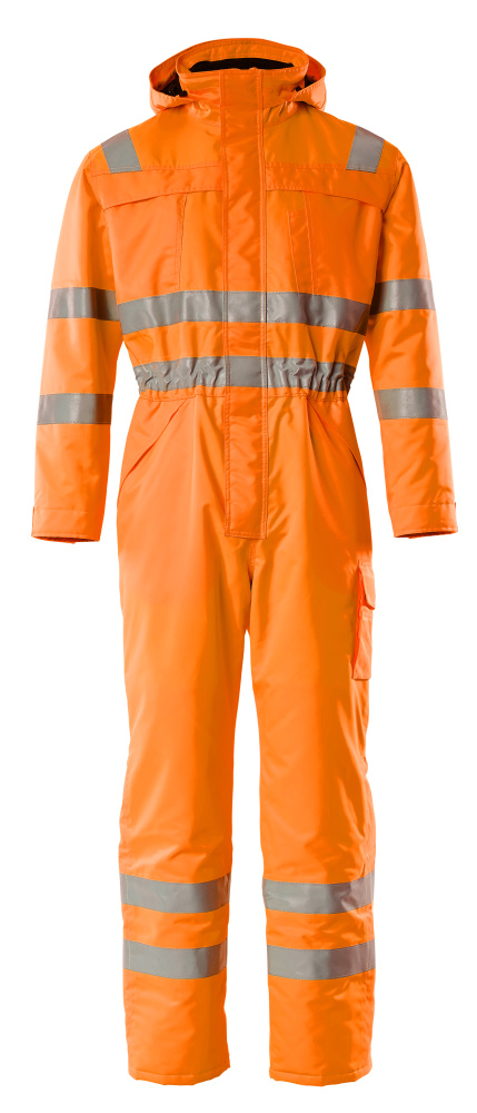 11119-880-14 Winteroverall - hi-vis Orange