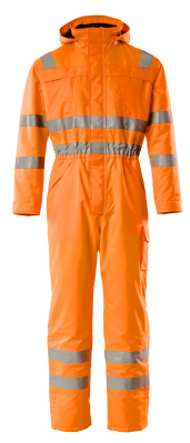 11119-880-14 Winteroverall - hi-vis Orange