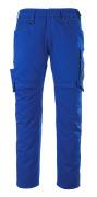 12079-203-11010 Hose mit Schenkeltaschen - Kornblau/Schwarzblau