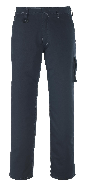 13579-442-010 Hose mit Schenkeltaschen - Schwarzblau