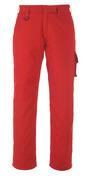 13579-442-02 Hose mit Schenkeltaschen - Rot