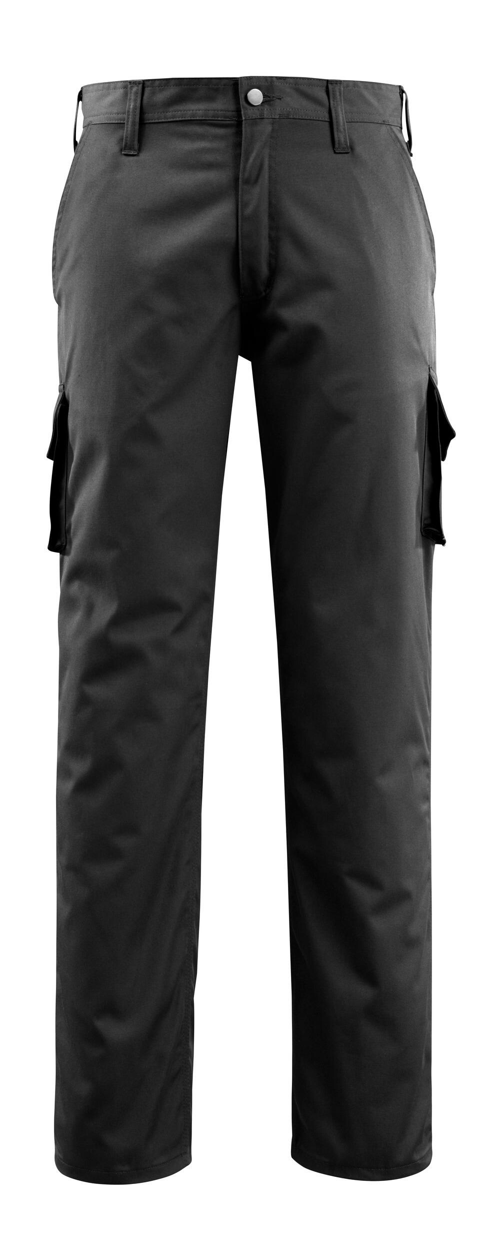 14779-850-09 Hose mit Schenkeltaschen - Schwarz