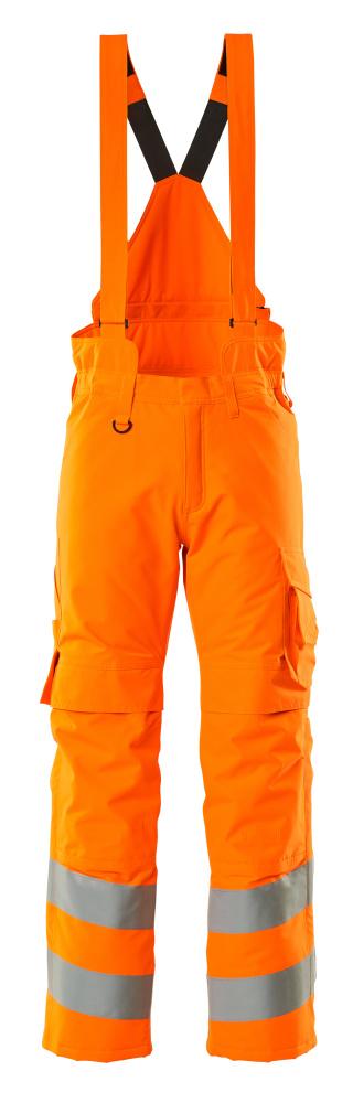 15690-231-14 Winterhose - hi-vis Orange