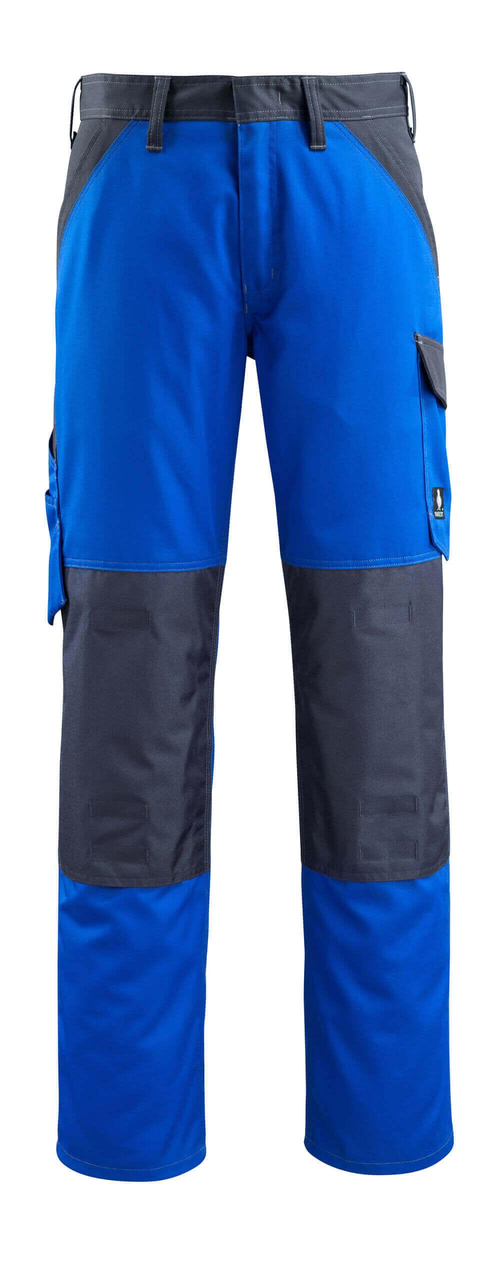 15779-330-11010 Hose mit Knietaschen - Kornblau/Schwarzblau