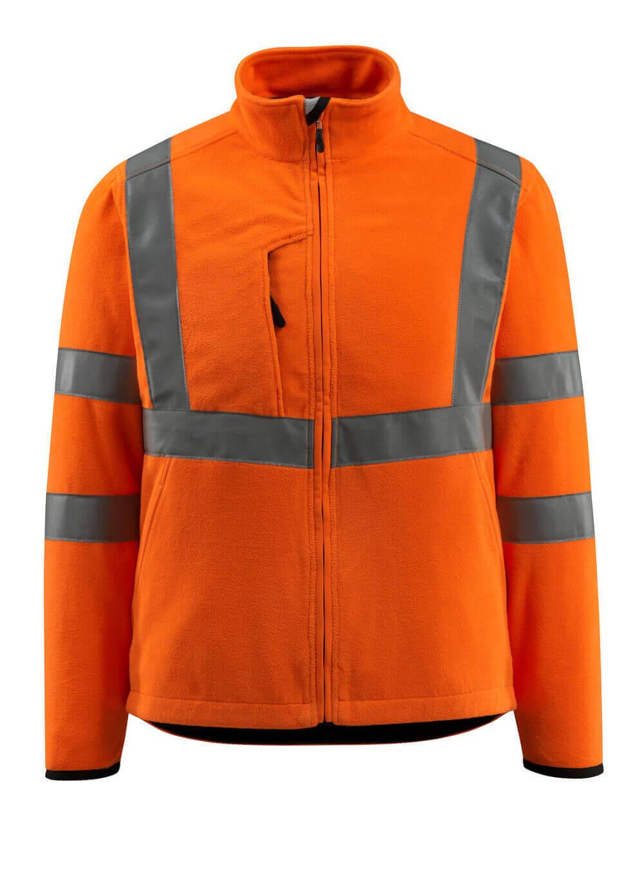 15903-270-14 Fleecejacke - hi-vis Orange