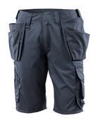 16049-230-010 Shorts mit Hängetaschen - Schwarzblau