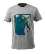 17082-250-08 T-Shirt - Grau-meliert