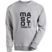 17084-830-08 Sweatshirt - Grau-meliert
