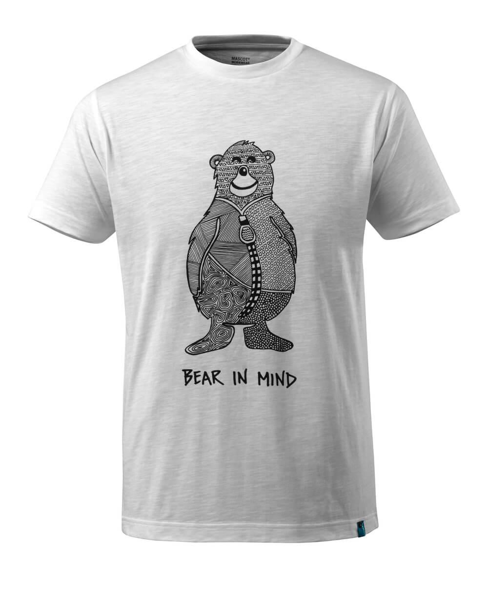 17381-983-06 T-Shirt - Weiß
