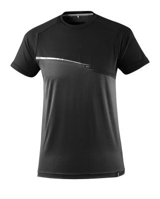 17782-945-09 T-Shirt - Schwarz