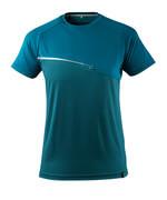 17782-945-44 T-Shirt - Dunkelpetroleum