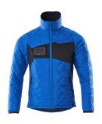 18015-318-91010 Jacke - Azurblau/Schwarzblau