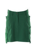 18047-511-010 Skirt - Schwarzblau