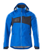 18301-231-010 Hard Shell Jacke - Schwarzblau