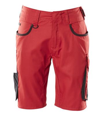 18349-230-0209 Shorts - Rot/Schwarz