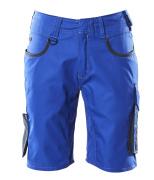 18349-230-11010 Shorts - Kornblau/Schwarzblau