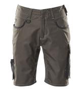 18349-230-1809 Shorts - Dunkelanthrazit/Schwarz