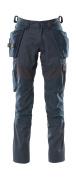 18531-442-010 Hose mit Hängetaschen - Schwarzblau