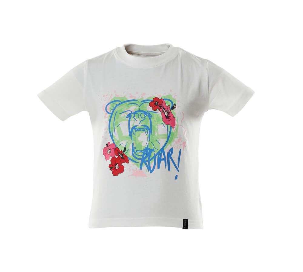 18992-965-06 T-Shirts für Kinder - Weiß