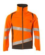 19009-511-1418 Jacke - hi-vis Orange/Dunkelanthrazit