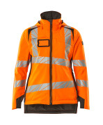 19045-449-1418 Winterjacke - hi-vis Orange/Dunkelanthrazit