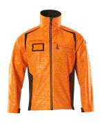19202-291-1418 Soft Shell Jacke - hi-vis Orange/Dunkelanthrazit