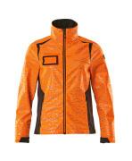 19212-291-1418 Soft Shell Jacke - hi-vis Orange/Dunkelanthrazit