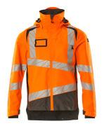 19301-231-1418 Hard Shell Jacke - hi-vis Orange/Dunkelanthrazit
