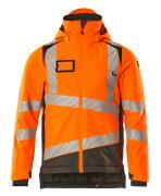 19335-231-1418 Winterjacke - hi-vis Orange/Dunkelanthrazit