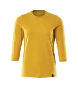 20191-959-70 T-Shirt - Currygelb