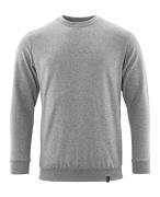 20284-962-08 Sweatshirt - Grau-meliert
